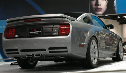 2005 Saleen S281 at show