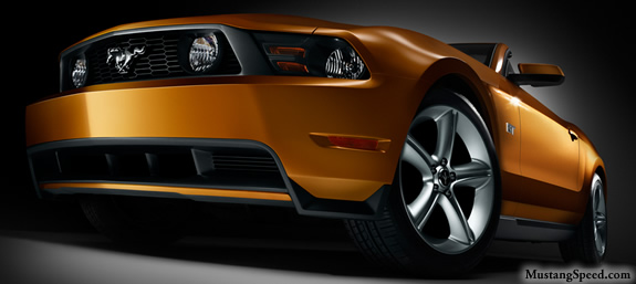 2010 Ford Mustang Final