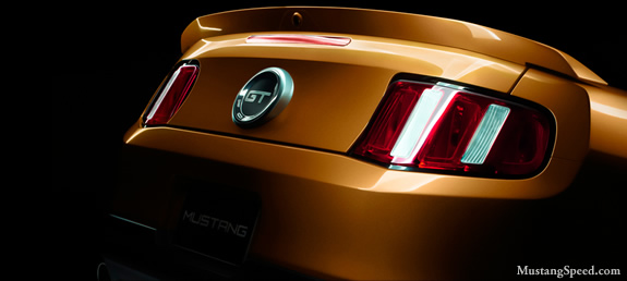 2010 Mustang Tail Lights