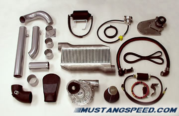 Mustang Supercharger kit